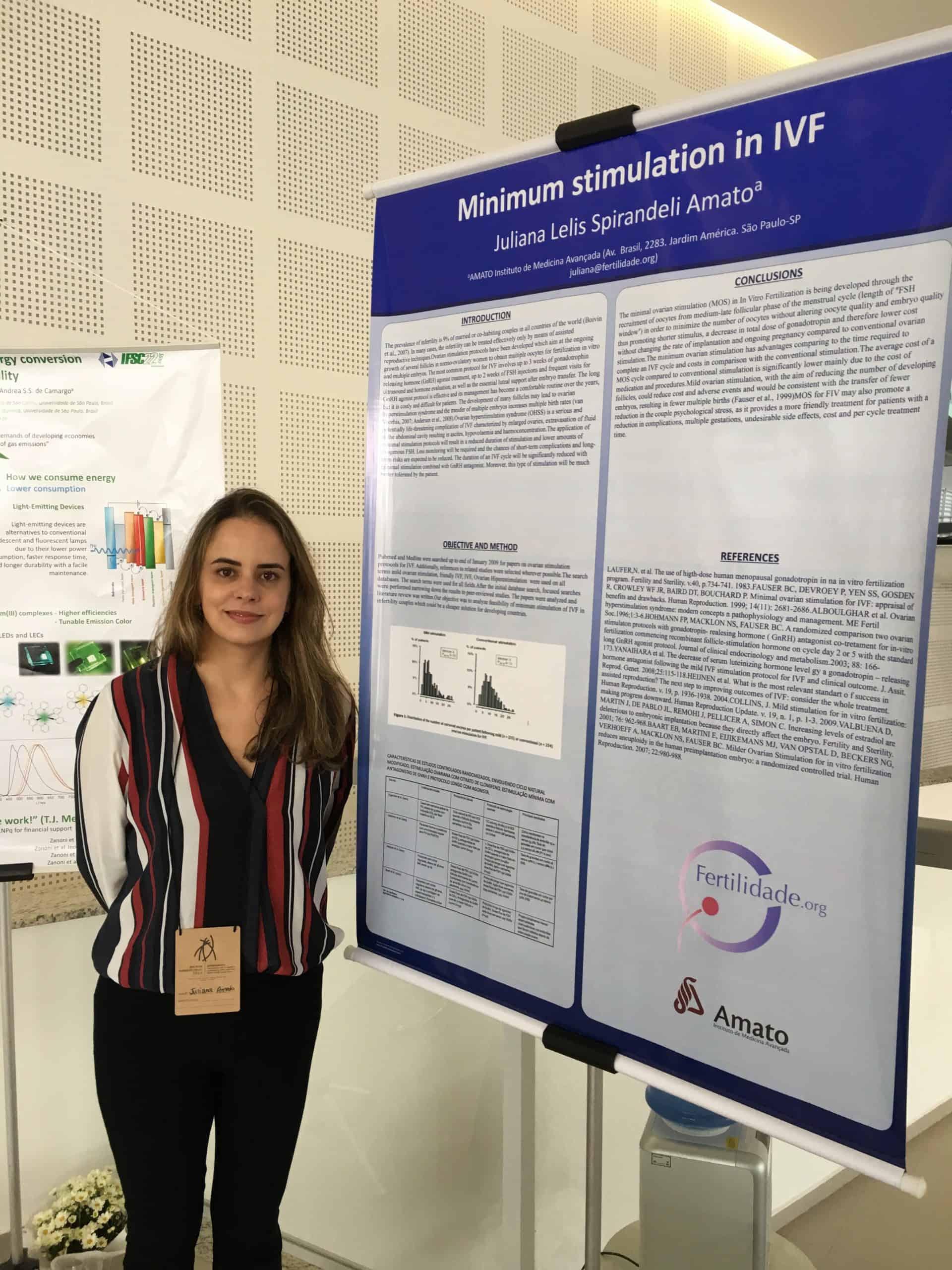 Minimum stimulation in IVF